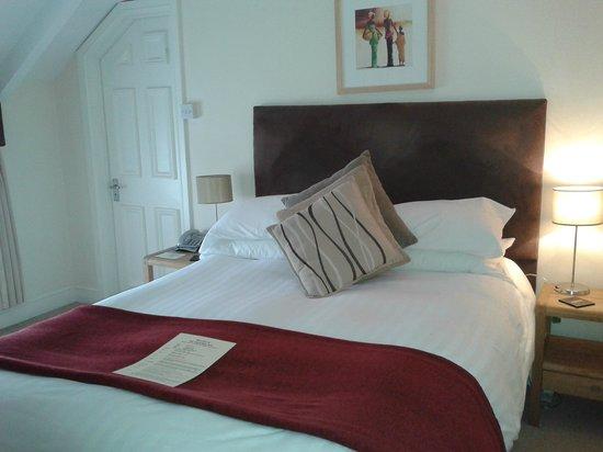 Stanton Wick, UK: Bedroom