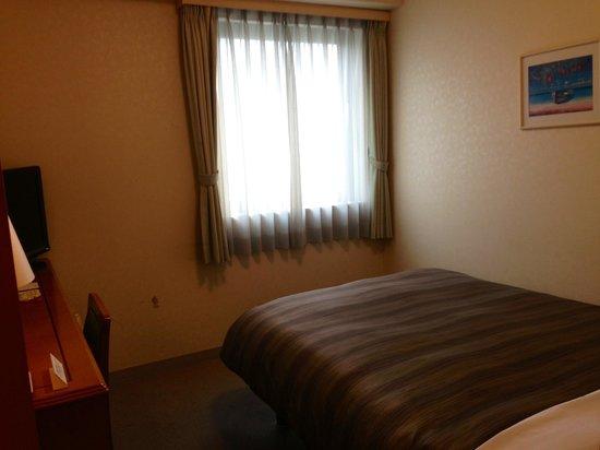 Hotel Route Inn Naha Asahibashi-eki Higashi: シングルの部屋