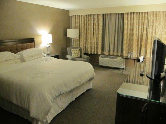 Sheraton Reston Hotel: Great rooms