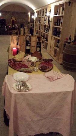 Villa Orso Grigio: aperitivo!