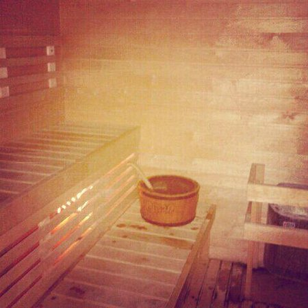 La Ripetta: Sauna
