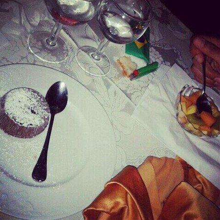 La Ripetta: Dessert