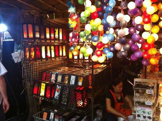 Khao San Road: suvenir