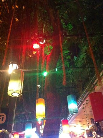 Khao San Road: restaurante