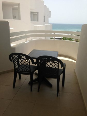 H10 Estepona Palace: Our Balcony
