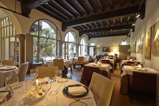 La nuova sala ristorante - Foto di Theoria - Ristorante I Tigli in ...