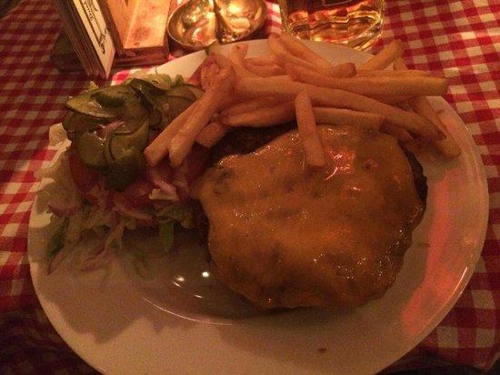 White Trash Fast Food : hamburger