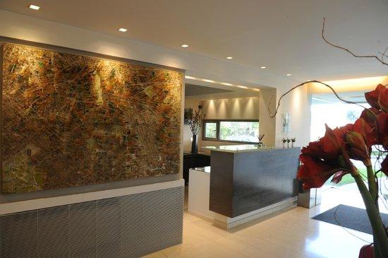 Brasil Suites Hotel Apartments: Lobby