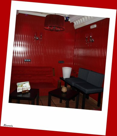 Hotel Jefi: Cafe- Bar