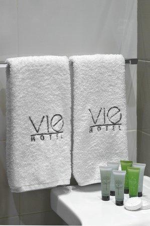 Vie Boutique Hotel: Bathrrom