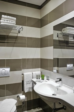 Vie Boutique Hotel: Bathroom