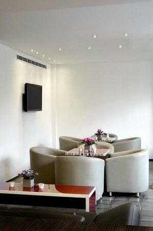 Vie Boutique Hotel: Coffee Area