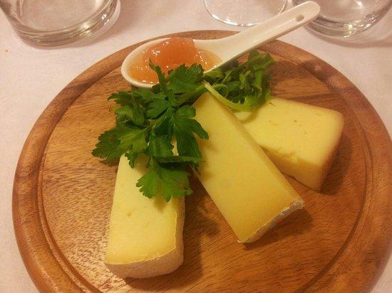 Hotel La Baita: Tagliere di formaggi