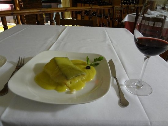 Meson Goya : 料理
