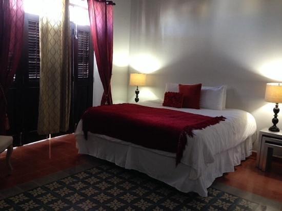 La Terraza de San Juan: Our room at La Terraza