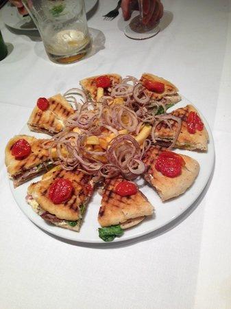"""Sirani : La pizza """"Mc"""""""