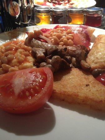 Crowne Plaza London - Battersea: Gorgeous breakfast at the Ambrosia Bar
