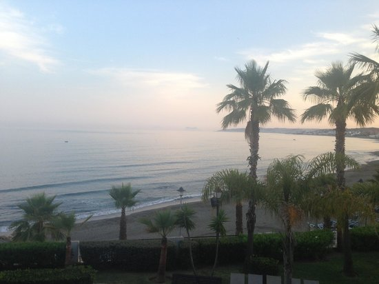 H10 Estepona Palace: View from our room