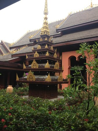 InterContinental Xishuangbanna Resort : Crowne Plaza Resort Xishuangbanna