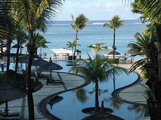 Heritage Awali Golf & Spa Resort : Vue de la chambre