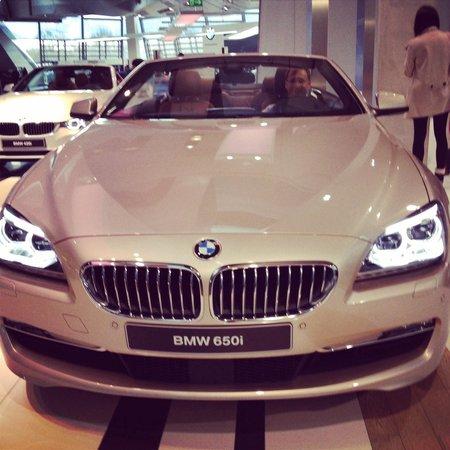 BMW Welt: BMW 650 I