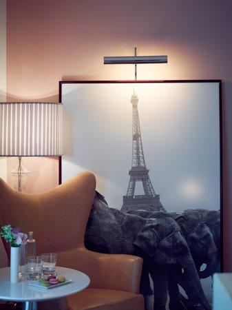 เลอรอยัลมอนซูโฮเต็ลราฟเฟิ่ลส์พารีส: Le Royal Monceau Raffles Paris - Studio Room