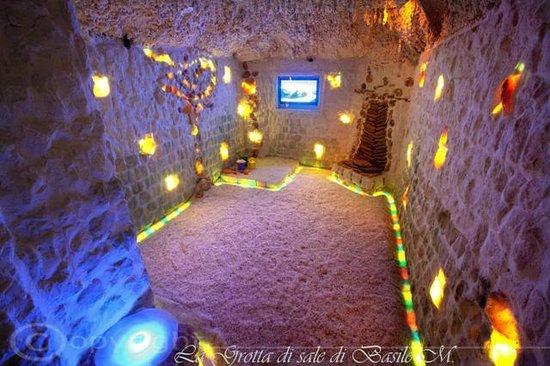 La Grotta Di Sale-Centro Microclima Marino