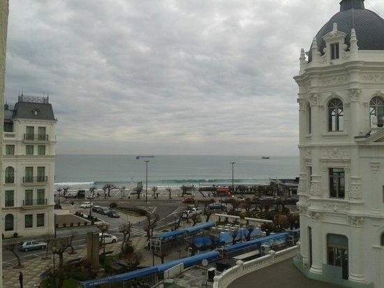 Hotel Hoyuela : Une vue privilégiée sur la plage du Sardinero