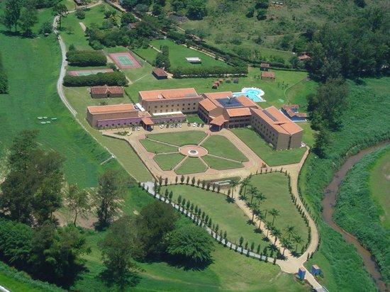 Itaipava, RJ: Vista aérea