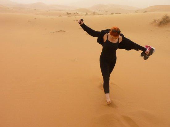 Merzouga Desert House: Anna