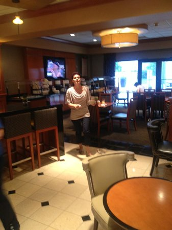 Hilton Garden Inn Las Colinas: lobby