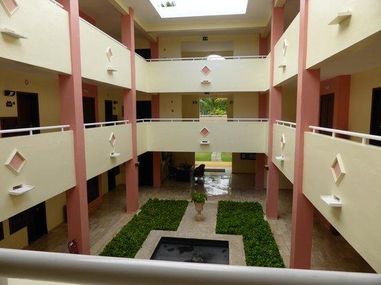 TRS Turquesa Hotel: Inside Block 55