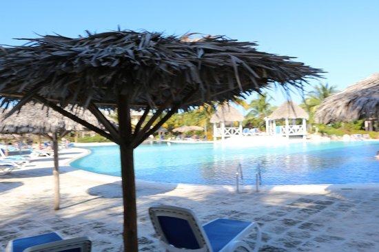 Melia Cayo Santa Maria: aunque fuimos solo playa esta es la bella pileta