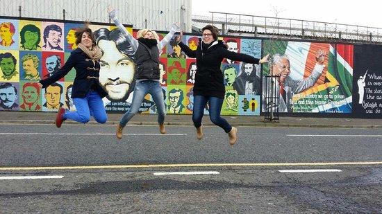 Belfast Attractions: Jump