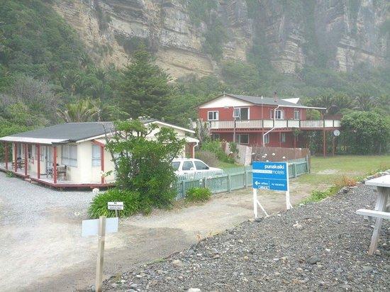 Punakaiki Beachfront Motels: Alcuni cottage..