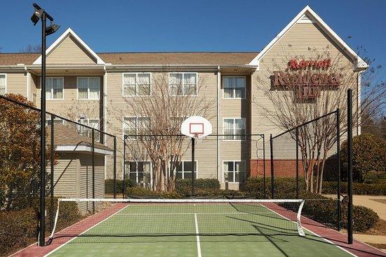 Residence Inn Greenville-Spartanburg Airport: Sport Court