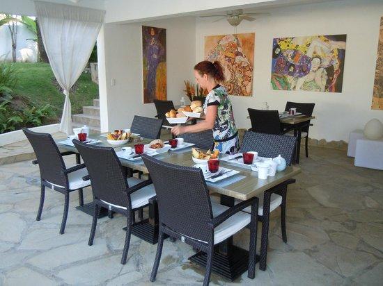 Casa Veintiuno : een super ontbijt
