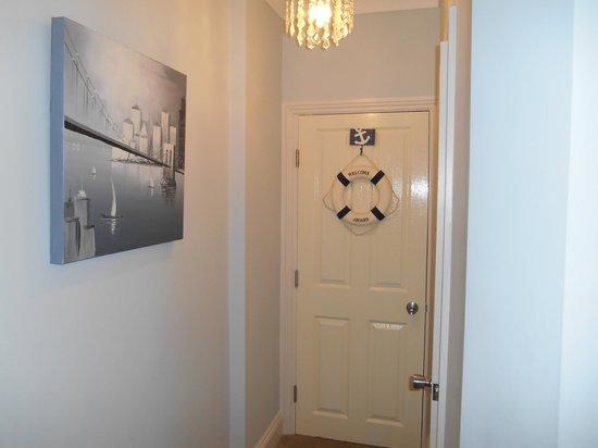 All Seasons Guest House Filey, B&B: bedroom decor
