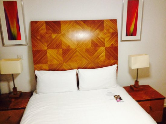 Premier Apartments Newcastle: Bedroom