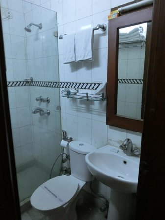 Pals Inn: バスルーム