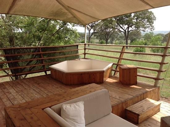 Serengeti Bushtops Camp: Beautyfull