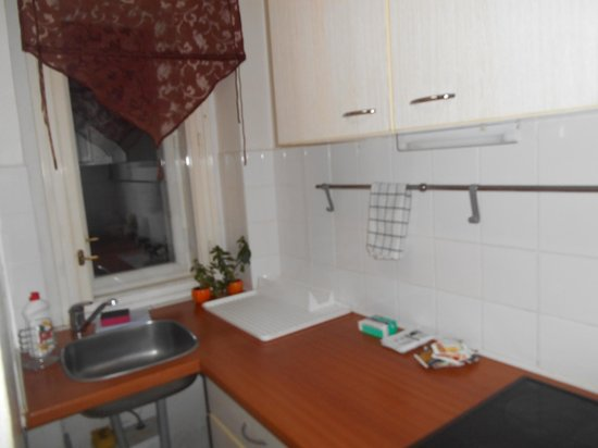 I'M Hostels and Apartments: Cocina