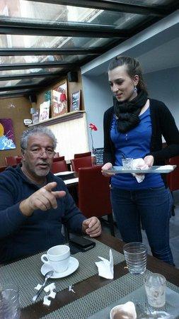 Le Biancheri: Super accueil  déjeuner parfait cadre sympa c'est vraiment âne pas rater