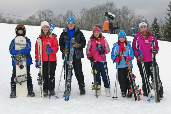 Winterplace Ski Resort: Family