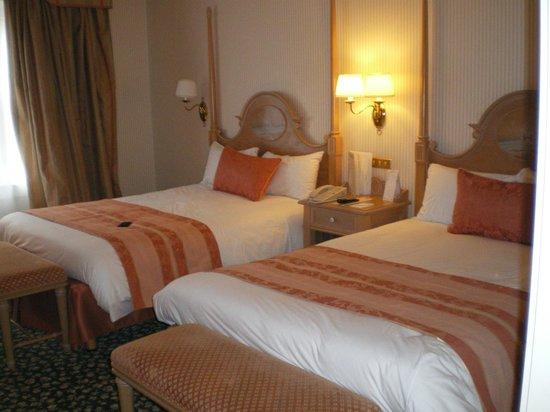 Disneyland Hotel : chambre double