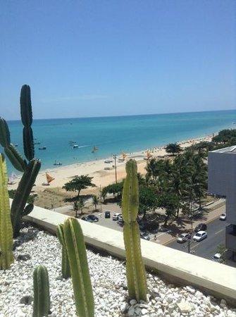 Radisson Hotel Maceio: vista da piscina