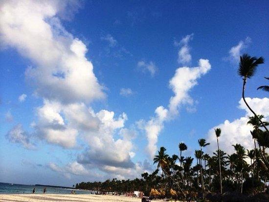 Paradisus Palma Real Golf & Spa Resort : Beach Royal Service