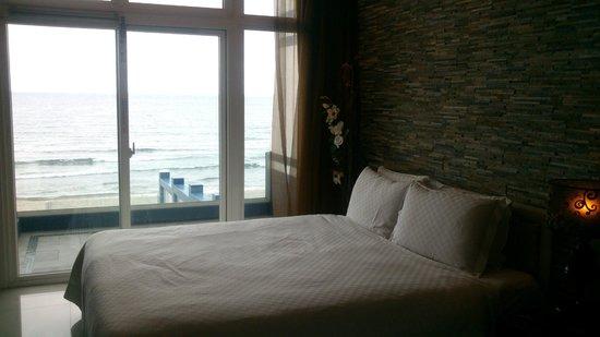 White House Beach Resort: 房間一景