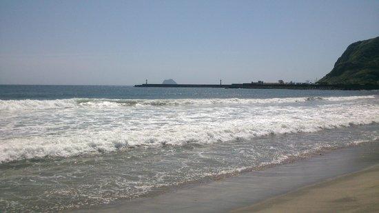 White House Beach Resort: 沙灘