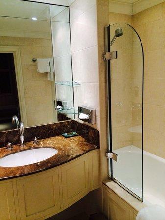 The Elvetham: Bath room